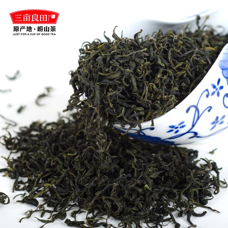 500g 正宗崂山绿茶春茶特级青岛特产浓香型新茶茶叶高档礼盒一斤装