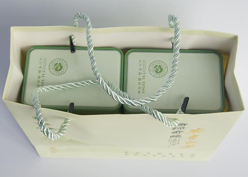 克罐装 250 年雨前一级倚绿奇葩牌 2018 安吉白茶