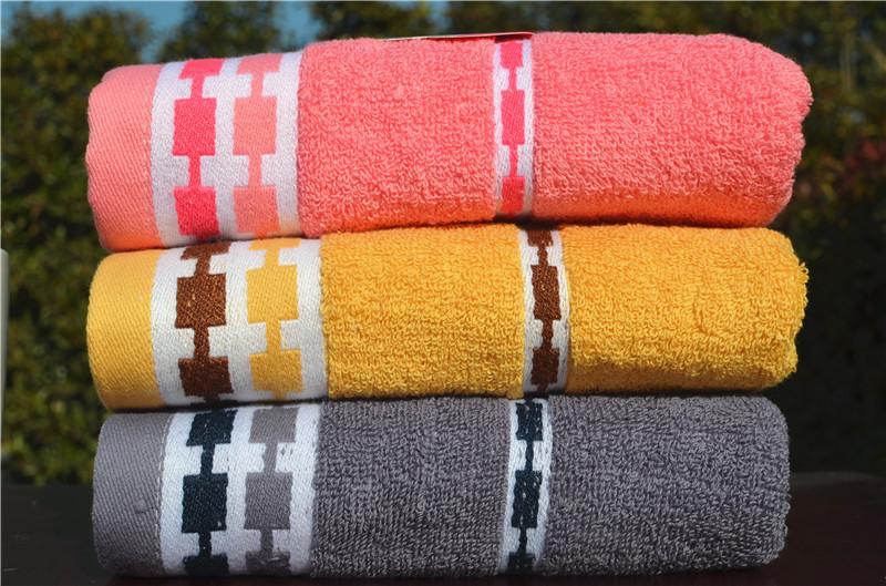 毛巾发纯棉大毛巾家用批发劳保回礼特价便宜吸水全棉加厚包邮