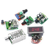 PWM DC motor speed controller 5V-35 LED dimmer speed governor switch module 2A / 3A / 5A / 15A