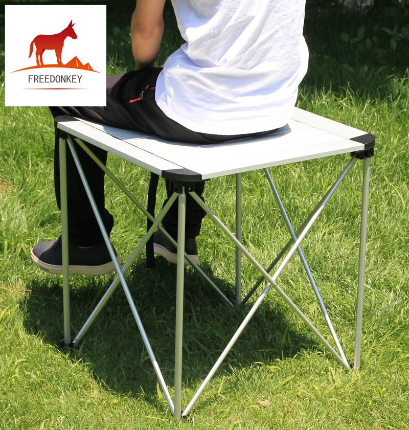 新款全铝合金折叠桌户外便携式折叠桌椅野餐桌超轻摆摊桌子烧烤桌