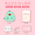 Hot water bottle rechargeable explosion-proof plush female warm baby hand warmer cartoon hot treasure belly warm water bag filling cute