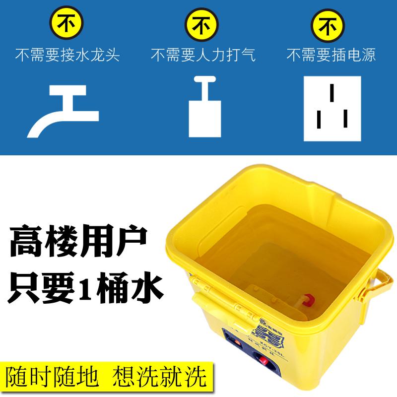 洗车神器高压家用洗车机洗车水枪刷车器便携车载洗车器全自动220V