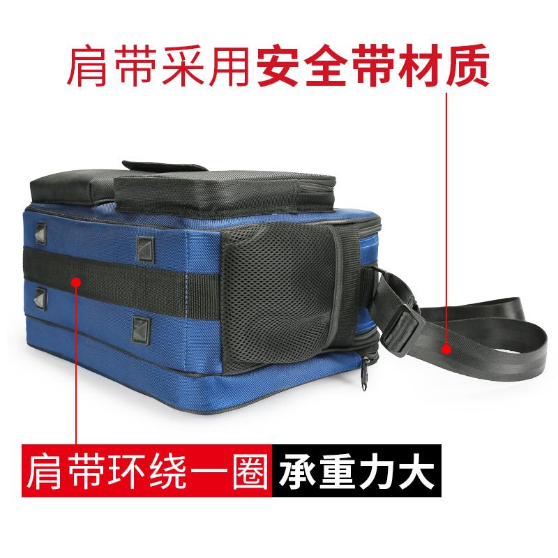 法斯特多功能工具包 网络电信电脑维修包帆布加厚耐磨防水公具包
