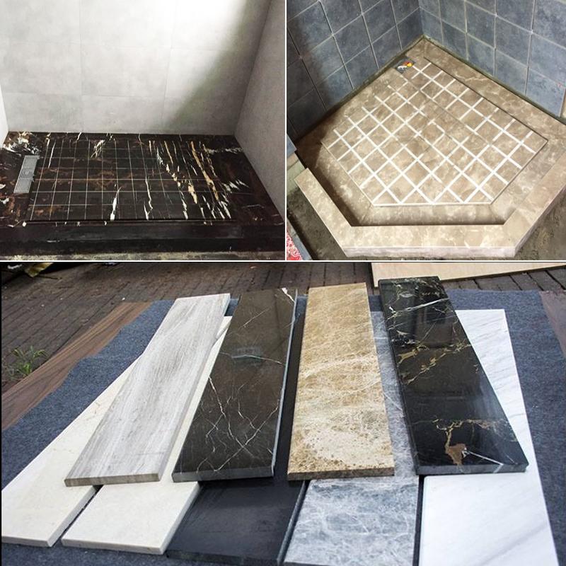 大理石窗台面天然人造门槛石飘窗吧台阶楼梯背景墙玄关淋浴房厨房