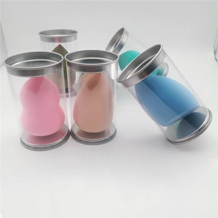 盒装葫芦水滴斜切粉扑美妆蛋干湿两用补妆化妆海绵美容工具葫芦棉