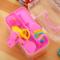 得力儿童橡皮泥彩泥3D象皮男孩女孩手工带模具工具套装安全宝宝幼儿橡轻泥玩具批发彩色桶装