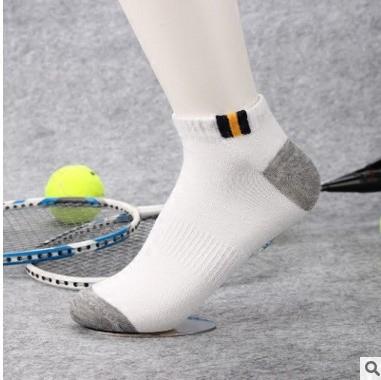 袜子批发男纯棉短袜浅口袜子男女袜短筒袜成人袜篮球运动袜夏季1