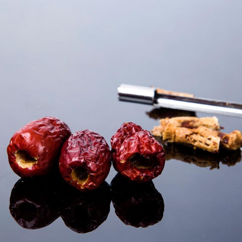 【天天特价】 山楂红枣去核器水果分割器苹果水果工具红果去籽器