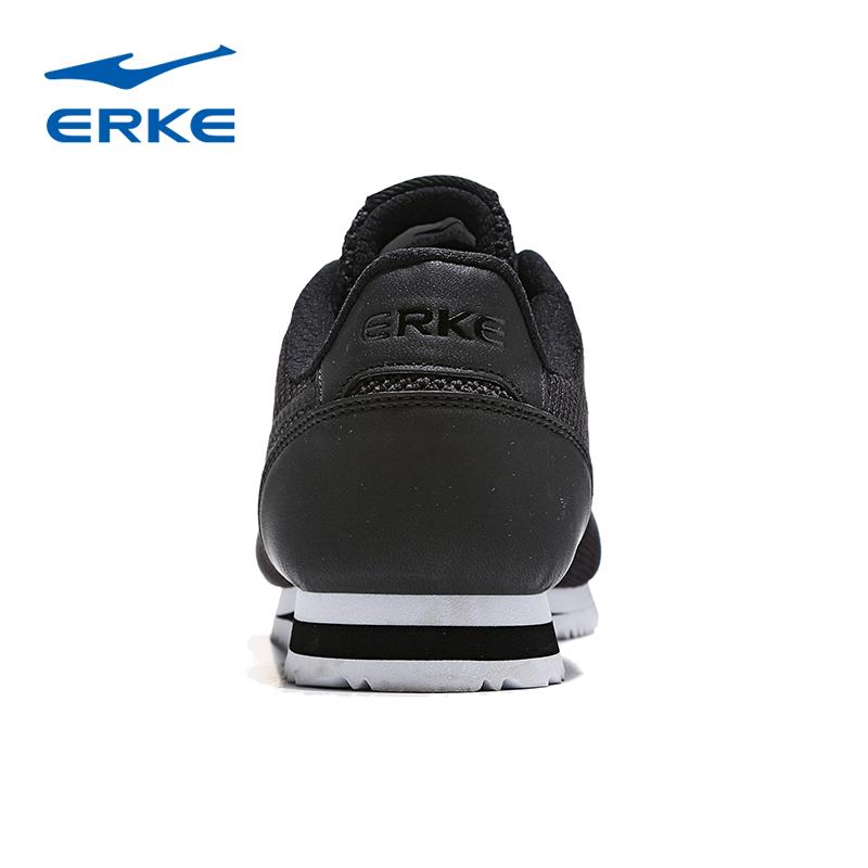鸿星尔克女子低帮韩版系带鞋子车缝线春季学生耐磨透气轻便休闲鞋