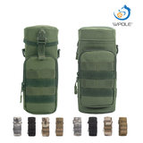 Tactical kettle package portable cooler bag protective sleeve Tisheng outdoor sports bottle package cup sleeve Messenger with Messenger