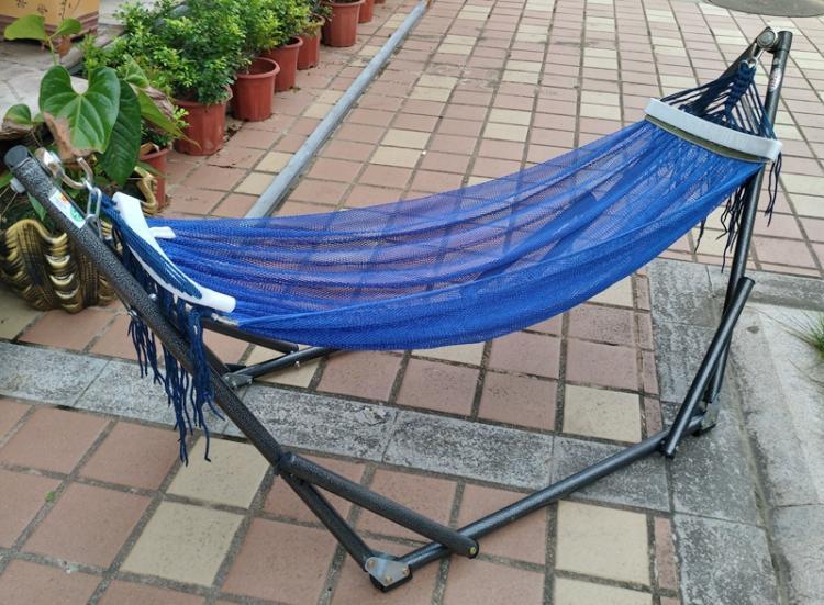 室内户外折叠网床秋千包邮 儿童支架吊床 MAI BAN 越南 天天特价