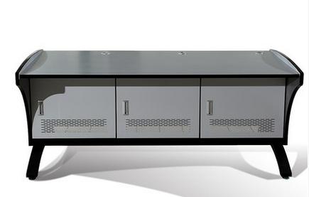 豪华新款监控操作台机柜调度台拼装双联平台指挥操作台播音桌