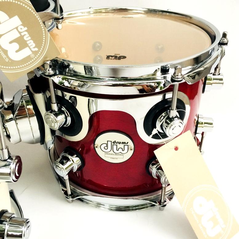 英寸 7 8 寸通鼓 8 北美枫木 Design 设计系列 DW 台产 醒狮打击乐