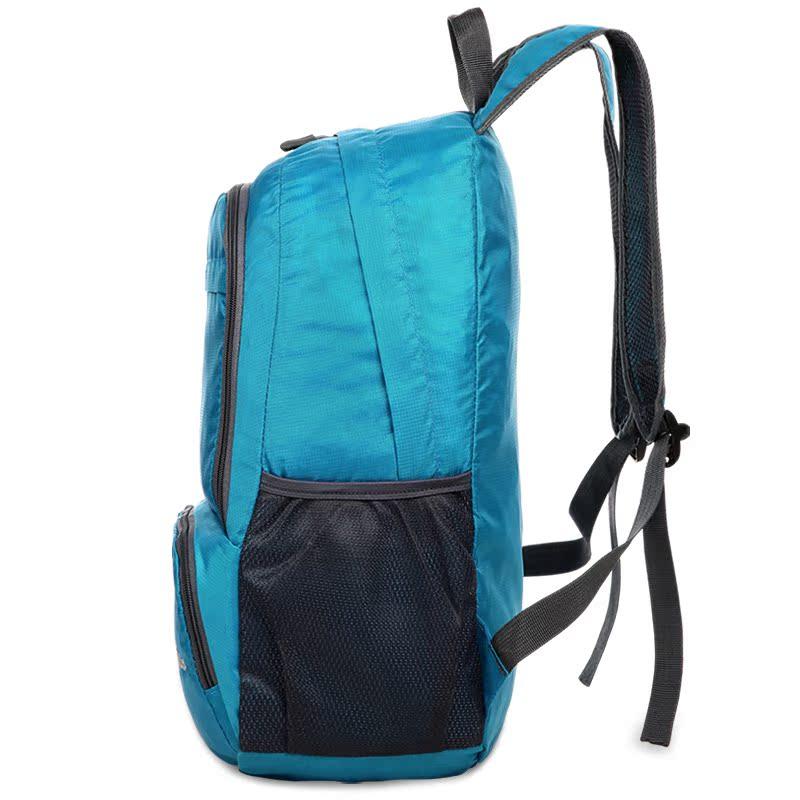 可折叠背包户外轻便双肩包男旅行背包皮肤包女便携收纳防水登山包