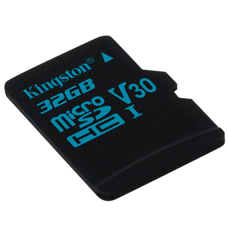 金士顿32g内存卡高速sd卡32g存储卡手机相机无人机switch通用tf卡 4K高清U3单反GoPro行车记录仪micro闪存卡