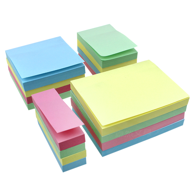 便利贴创意n次贴便条纸记事贴留言备忘学生用便签贴纸小本子包邮