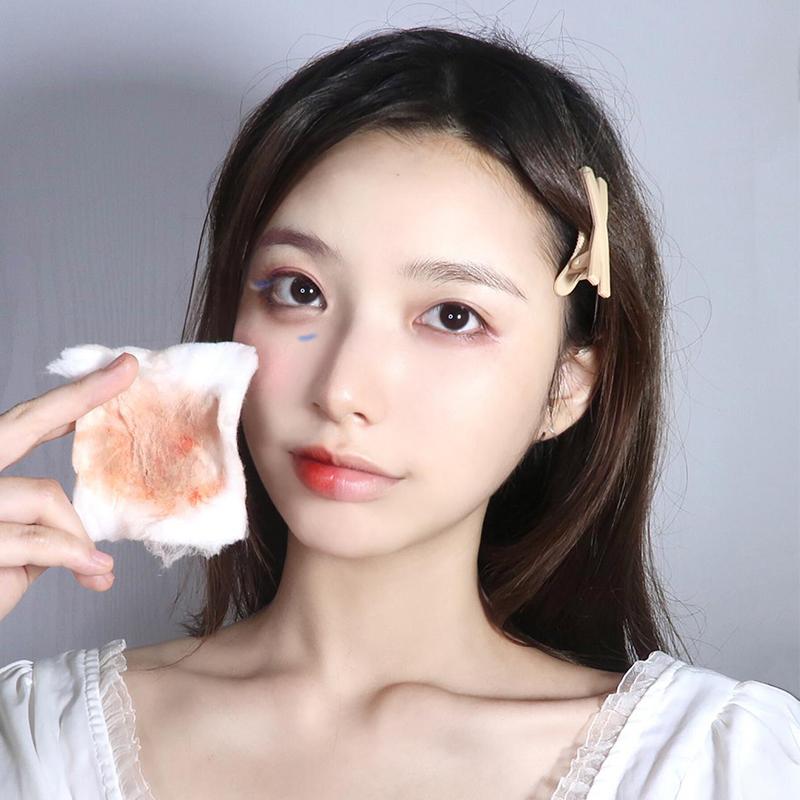稚优泉卸妆水眼唇脸三合一卸妆乳油膏敏感肌专用脸部温和清洁正品 No.4