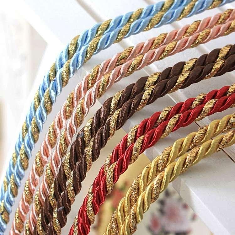 窗帘绑绳绑带扎带 绑球吊带吊穗/挂绳挂穗 绑扎绳子收纳捆绑窗帘