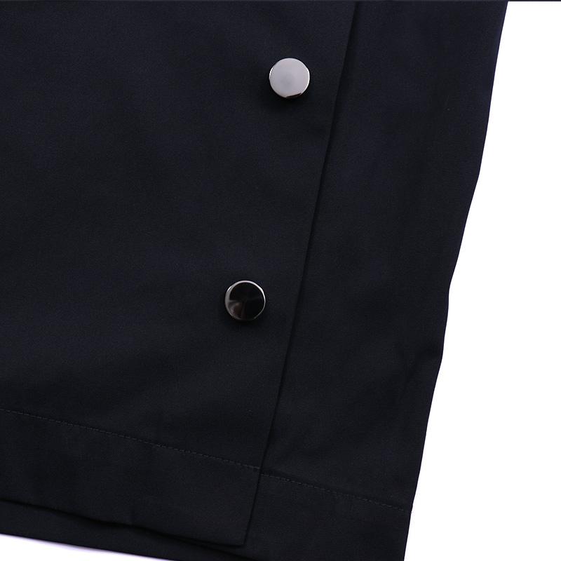 休闲刺绣黑色中长款风衣 男士新款 GXG 181108279