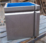 Cast iron box inspection dash measurement box universal square box 100, 150, 200, 250, 300, 400