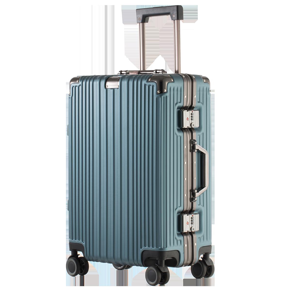 寸女男学生 24 寸密码箱子 20 潮拉杆箱万向轮 ins 旅行箱行李箱女网红
