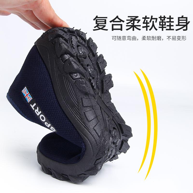 男冬季棉鞋加绒棉保暖鞋爸爸鞋中老年跑步休闲鞋加厚冬天运动鞋