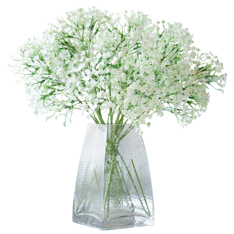 假花仿真花客厅满天星花束塑料花室内装饰品餐桌摆件客厅摆设花