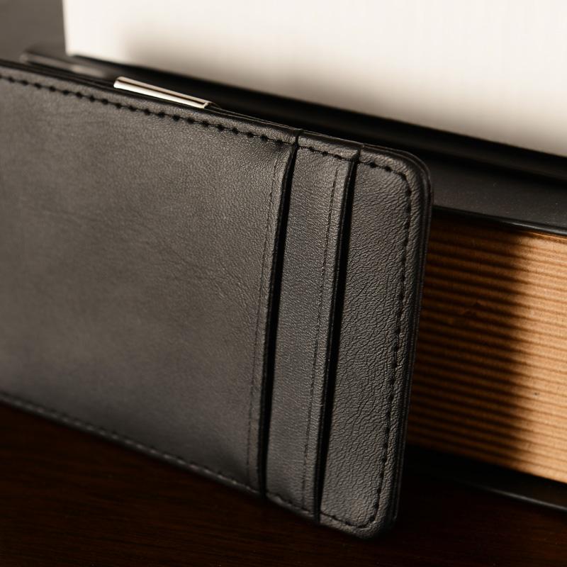 德国Philippi进口卡包皮夹创意商务礼品男士生日礼物送男生