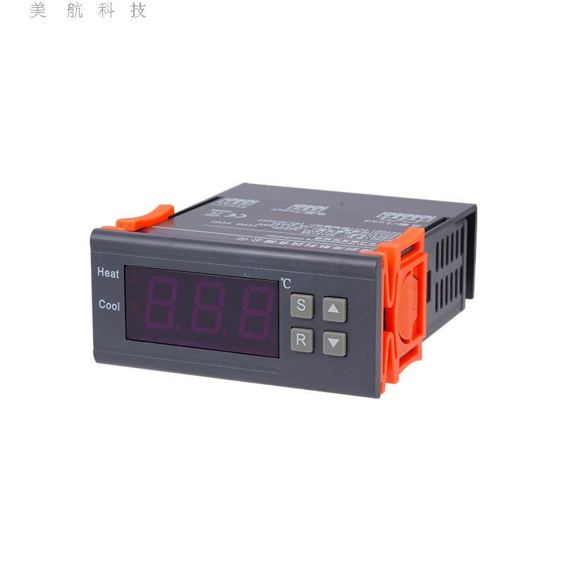温控器 电子温控器 温度控制器 数显温控器MH1210A制冷加热控制器