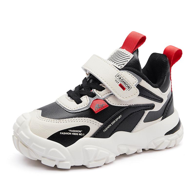 年新款春秋款中大童防水童鞋儿童篮球鞋运动鞋子男孩潮 2020 男童鞋