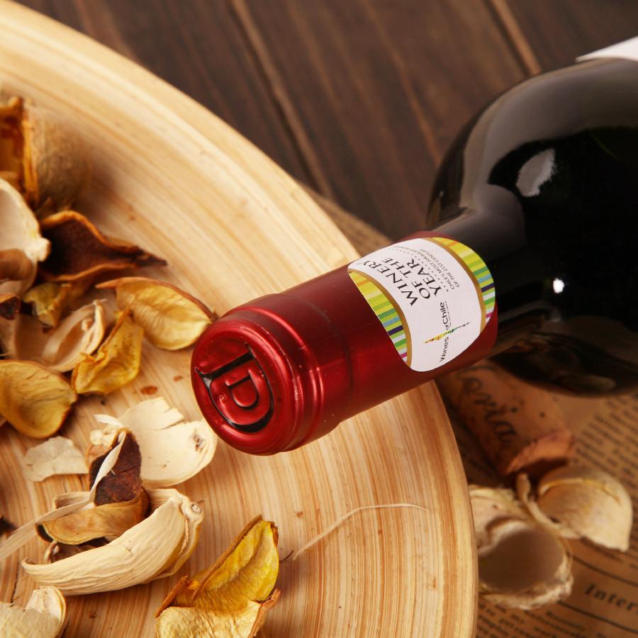 智利红酒 果香小红帽 赤霞珠卡门尼混酿干红葡萄酒 杯中时光