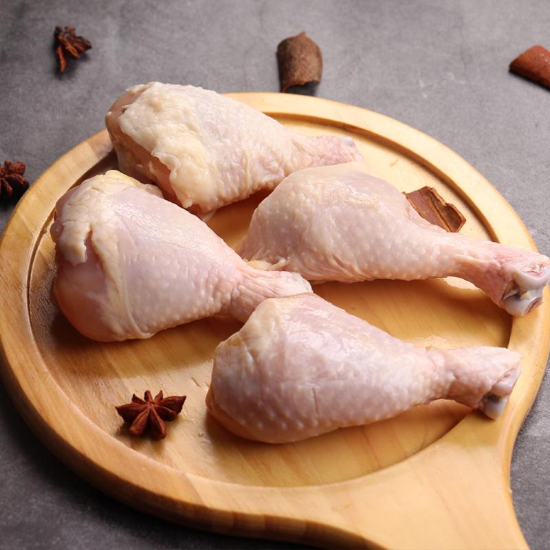 【优异家】新鲜鸡腿琵琶腿鸡大腿肉非冷冻小腿鸡小腿生鲜400克