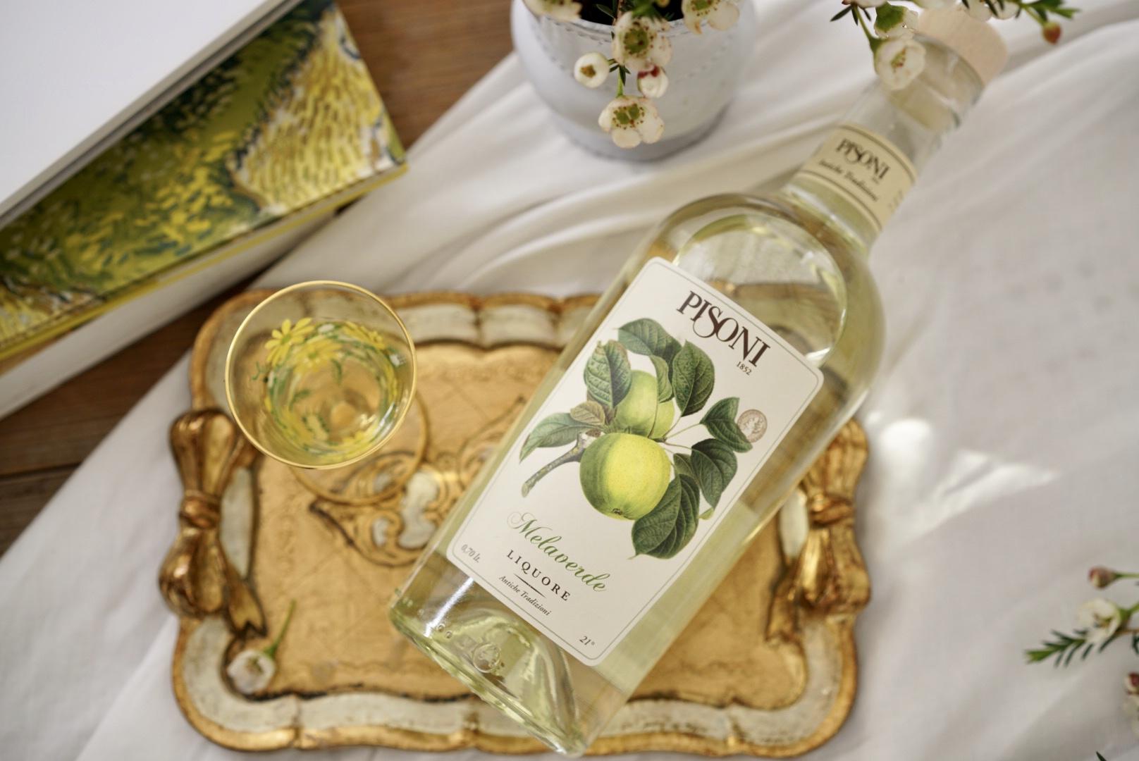 女生微醺酒 Grappa 青苹果味 Pisoni 意大利百年庄 度果味白兰地 21