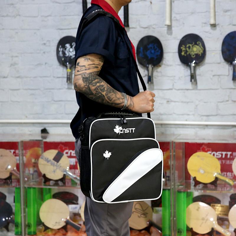 CnsTT凯斯汀乒乓球包运动包单肩包训练包多功能背包手提包教练包