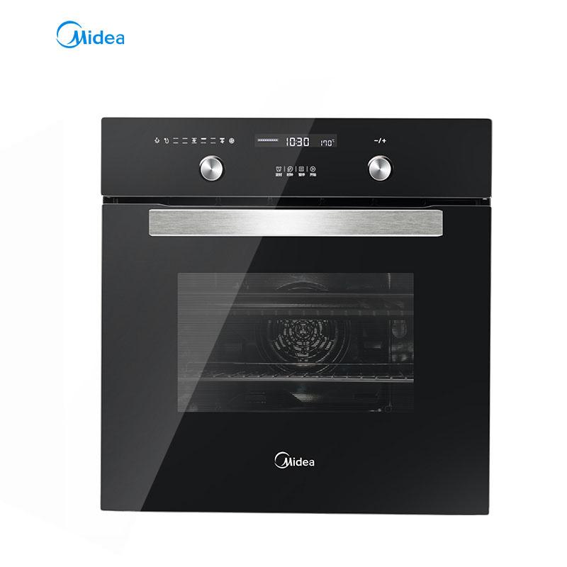 Midea/美的 EA0965HM-03SE烤箱家用嵌入式大容量智能烘焙电烤箱
