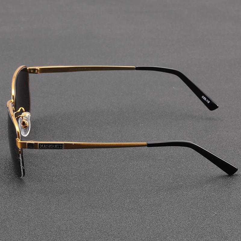 天然水晶眼镜纯东海石头眼镜老矿料原矿太阳镜五百弯托力克高档男 - 图1
