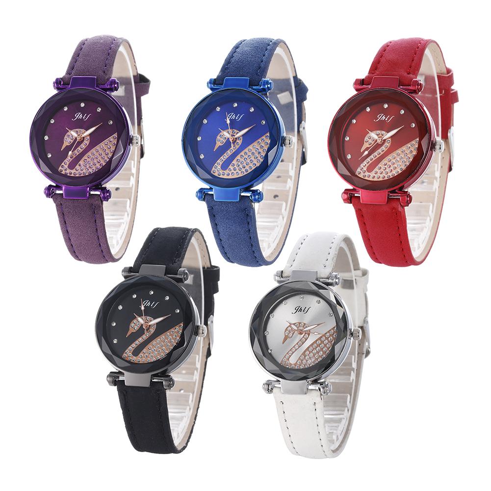 促销新款韩版简约休闲国产腕表学生磁铁带网红学生女便宜手表 2019
