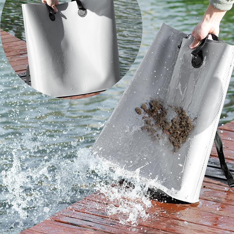 鱼护包多功能防水手提袋轻便渔具包钓鱼包鱼具用品 EVA 古山加厚