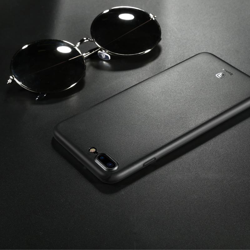 倍思iphone8手机壳苹果8plus套苹果7手机壳iphone7plus防摔磨砂超薄全包7p男女七p八i7新款潮牌情侣个性创意8