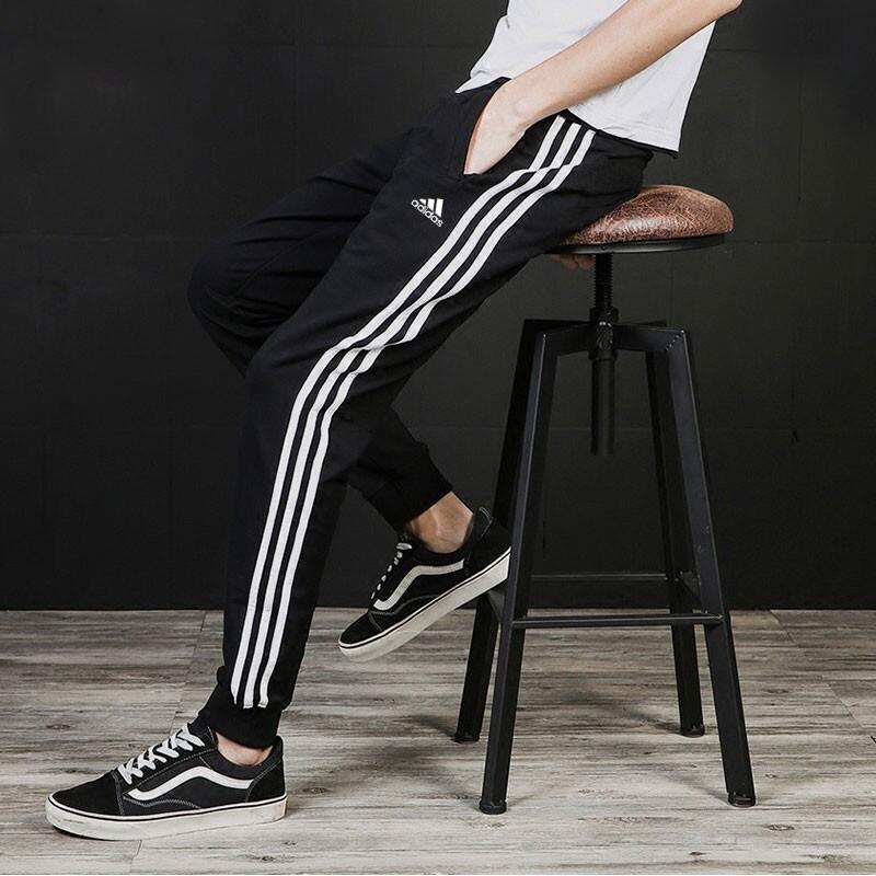 阿迪达斯新款男士运动裤
