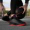 八哥詹姆斯篮球鞋男高帮秋季毒液5球鞋透气减震战靴学生运动鞋男