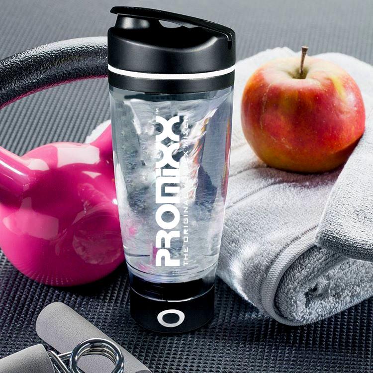 PROMIXX自动搅拌杯电动蛋白营养粉摇杯运动水杯健身摇摇杯奶昔杯