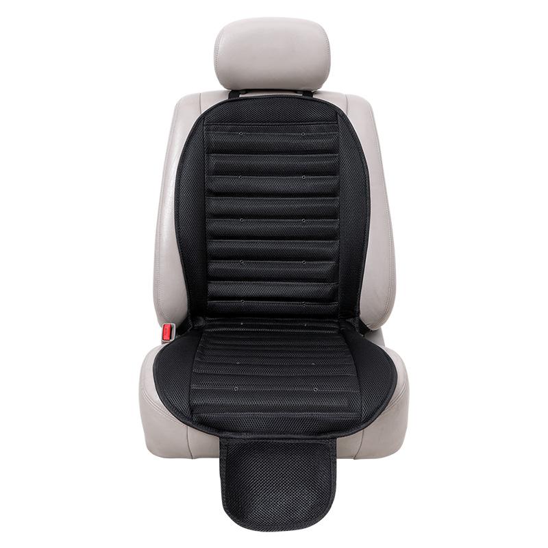 卡饰社通风座垫夏季冷风垫车载空调制冷坐垫通用凉垫透气单座