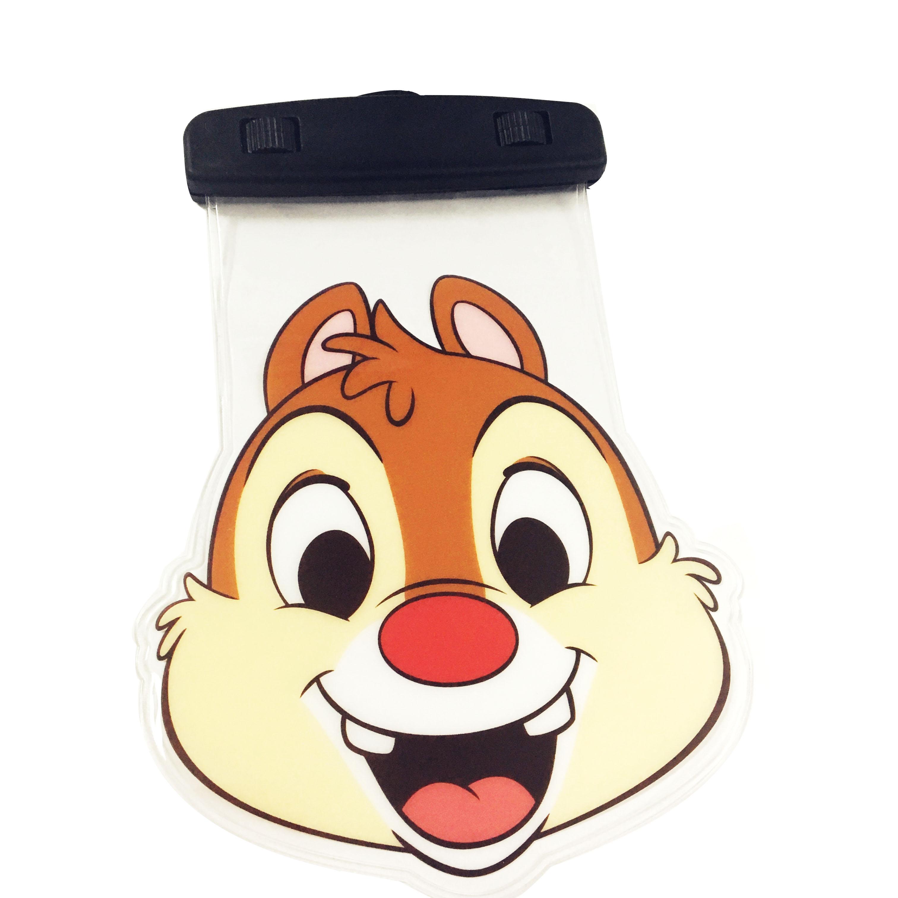 新款卡通防水袋拍照通用手机袋苹果华为小米游泳触屏潜水套送挂绳