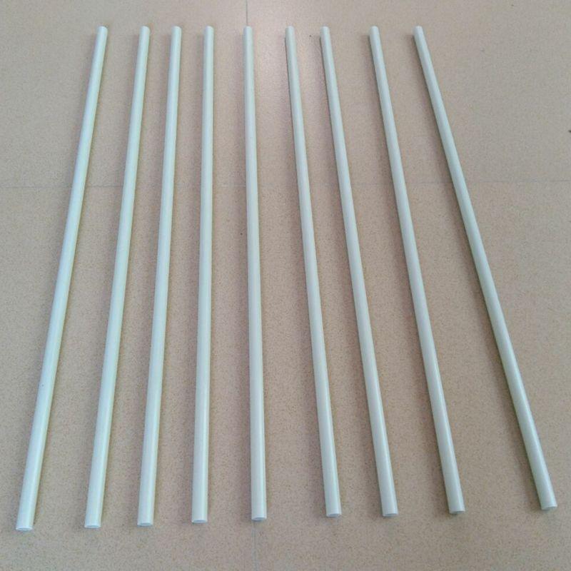 塑料玻璃纤维杆 玻璃纤维棒 蚊帐支架 玻纤管 硬质塑料棒 蚊帐杆