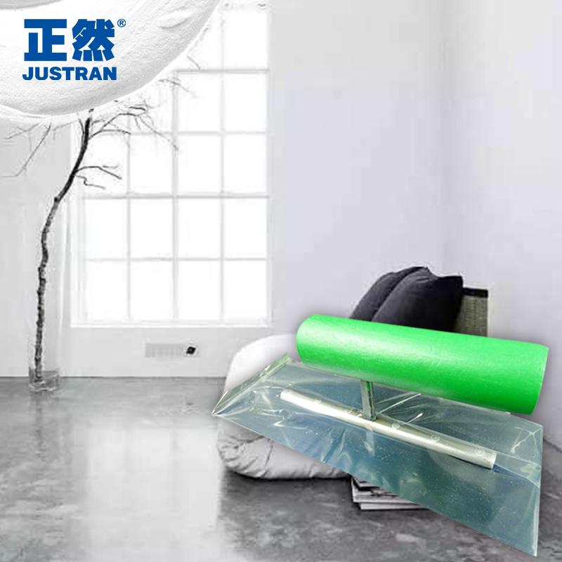 绿把款正然抹泥批刀抹刀墙面内墙施工批刮找平压光硅藻泥涂料工具