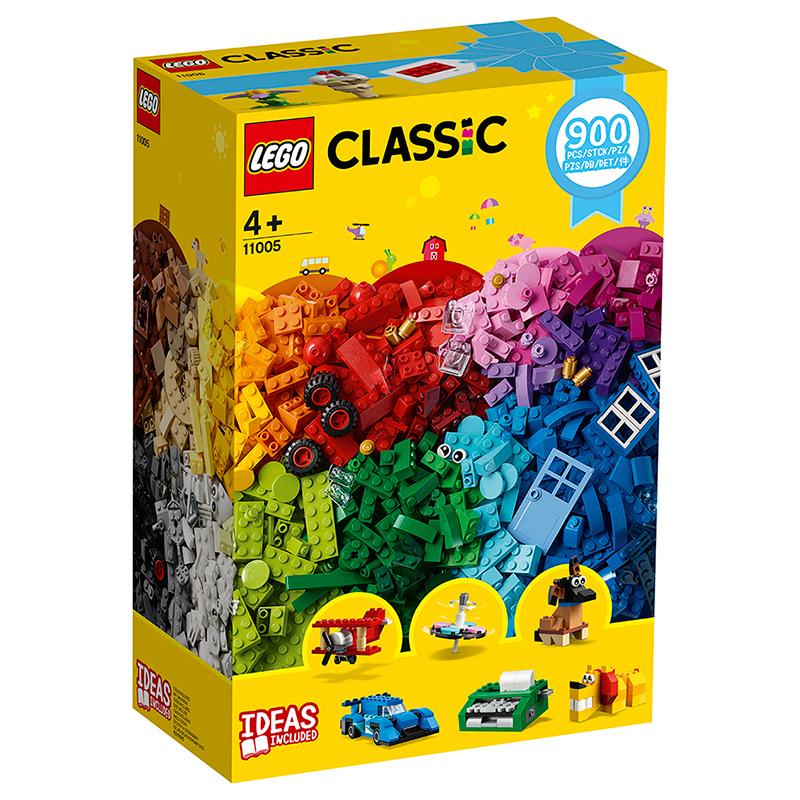 LEGO乐高经典创意大号积木盒10698小颗粒拼插塑料益智儿童孩玩具