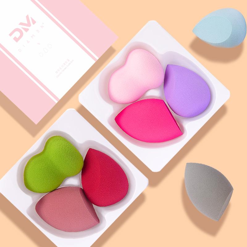 干湿两用美妆蛋不吃粉化妆蛋超软制海绵彩妆蛋葫芦粉扑化妆工具