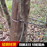 Outdoor survival equipment manual saws survival pocket wire saw wire saw wire saw chain saw chain tree outdoors camping